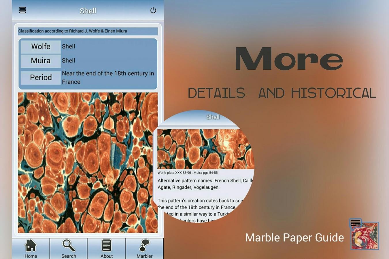 Sherif Afifi - Marble paper paterns